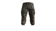 PautRev Camouflage Gorka Military Pants Model (R)