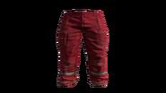Crimson Paramedic Pants Model (P-W)