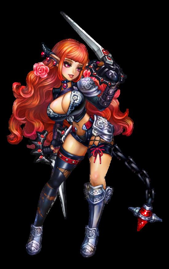 Dragon Slayer Lucienne raw