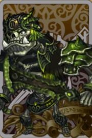 Skilled Dead Orc Warrior (Warrior)