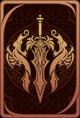 KR Warrior card