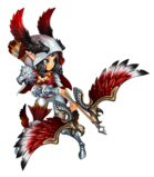 Guild Battle Archer Costume