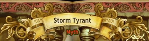 Storm Tyrant
