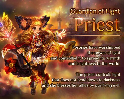 Awakened Priest release poster