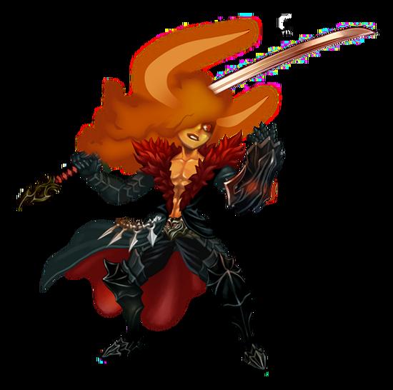 Draco Deathcrown raw