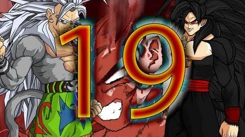DBAF Evil Goku Saga Episode 19 Havoc In Hell