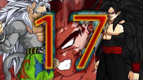 DBAF Evil Goku Saga Episode 17 The True Evil