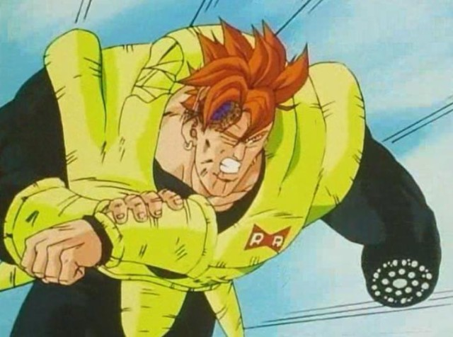 List Of Android 16 Moves Dragon Ball Moves Wiki Fandom