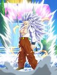 Gohan super saiyan 5 by maniaxoi-d48b55l