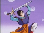 Gohanz sword