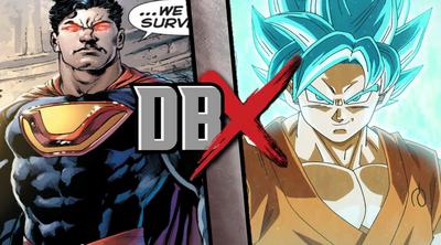 Goku vs Ultraman
