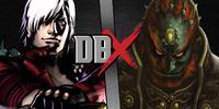 Dante VS Ganondorf