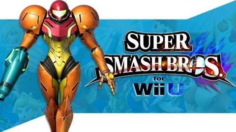 Title (Metroid) - Super Smash Bros