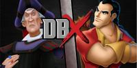 Frollo vs Gaston