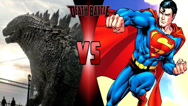 File:Godzilla vs superman.jpg
