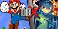 Mario vs Mega Man