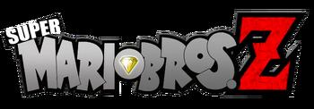 Super mario bros z modified logo by xxkaijuking91xx-d5af1wf