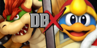 Bowser vs King Dedede