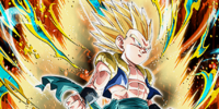 Cap of Transcendence Super Saiyan Gotenks