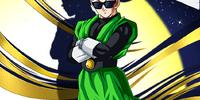 Hero of Love and Justice Great Saiyaman (STR)