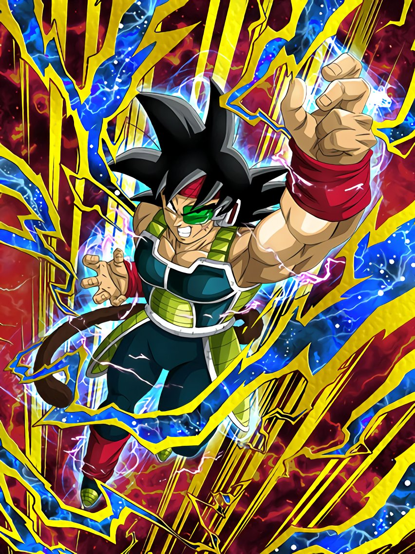Saiyan S Last Stand Bardock Dragon Ball Z Dokkan Battle
