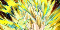 Genius Warrior's Exaltation Super Saiyan Vegeta