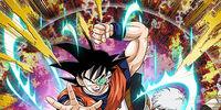 Intimidating Body Exchange Ginyu (Goku)
