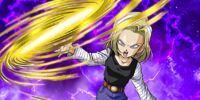 Acute Reversal Android 18