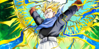 Cultivated Ability Super Saiyan Trunks (GT)