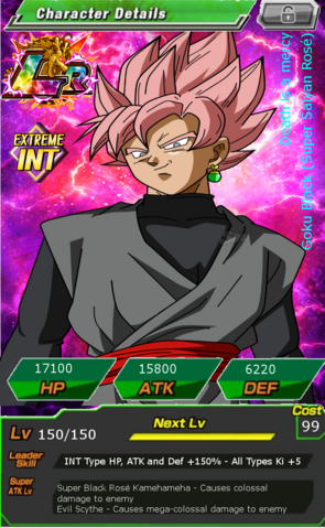 File:Goku Rosé card.png