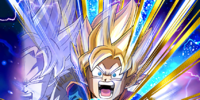 Brother's Wish Super Saiyan Goten (Kid)