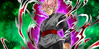 Exalted Ideals Goku Black (Super Saiyan Rosé)