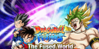 Dragon Ball Fusions The Fused World