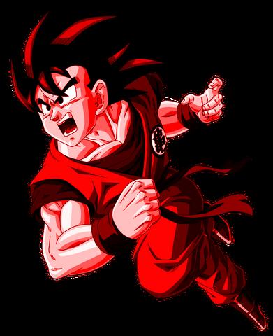 File:Kaioken Goku 2.png