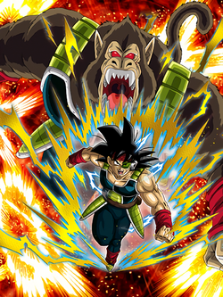 Frontline Battle Bardock (Giant Ape)