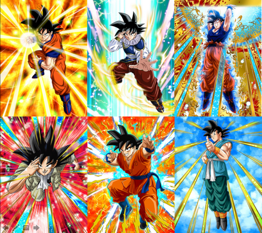 File:Goku Outfit Collage.png