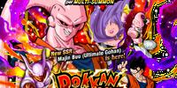 Rare Summon: Majin Buu (Ultimate Gohan) Dokkan Festival