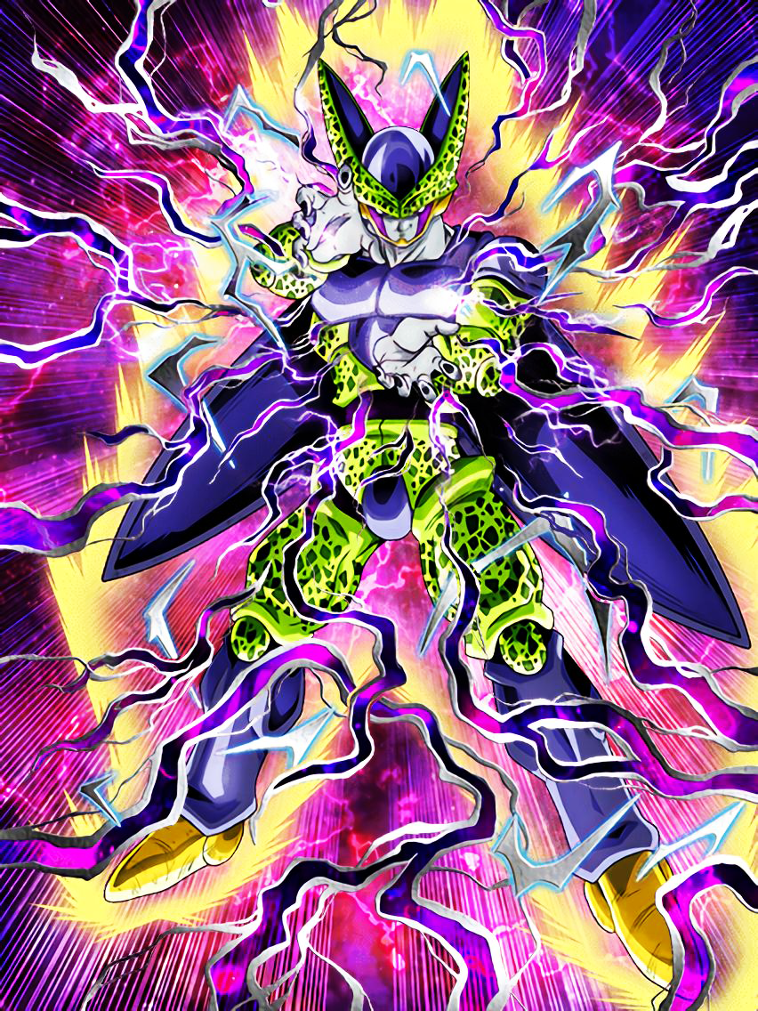Welcome To Hell Perfect Cell Dragon Ball Z Dokkan Battle