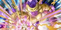 Fear's Ultimate Form Golden Frieza