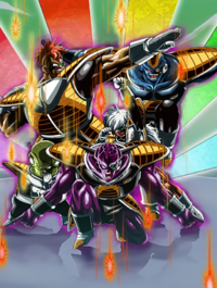 LR Ginyu Force PHY HD