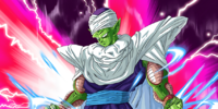 Aloof Warrior Piccolo