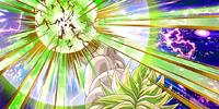 Super Warrior of Destruction Legendary Super Saiyan Broly