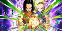 Ingenious Collaboration Androids 17 & 18