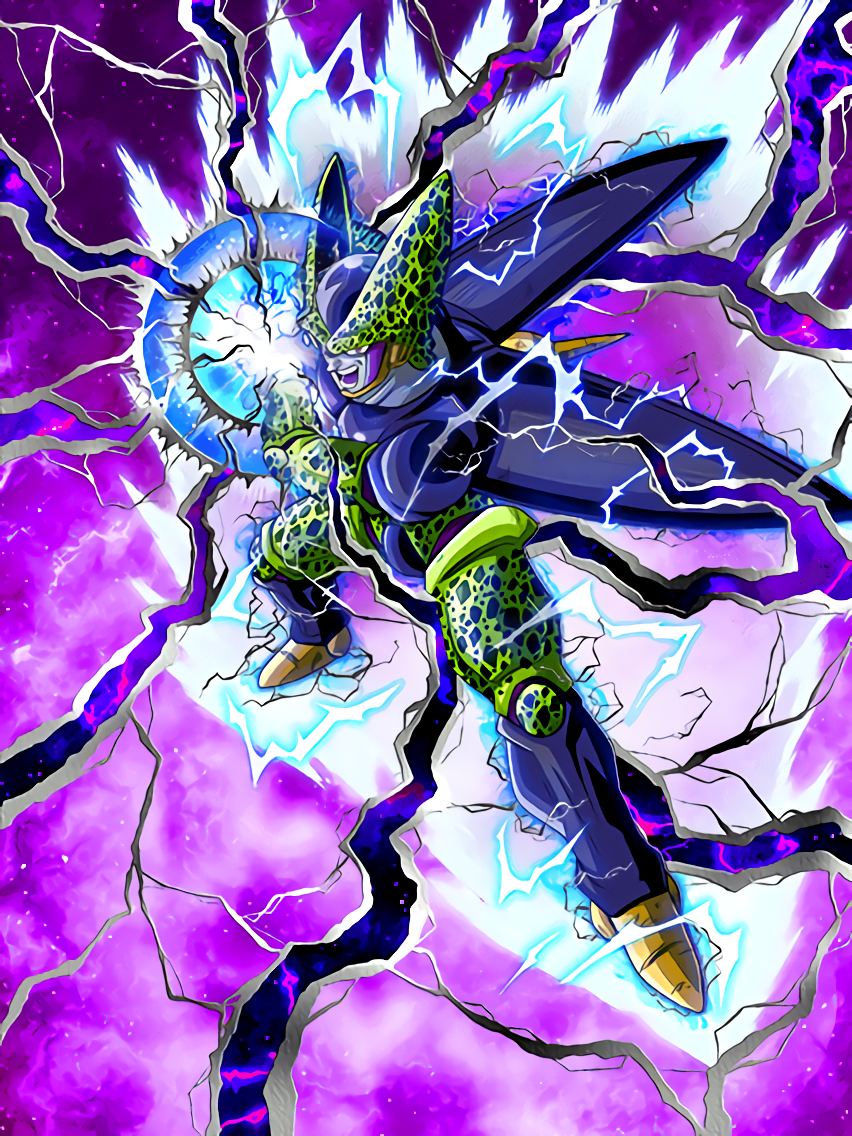 Flare of Death Perfect Cell | Dragon Ball Z Dokkan Battle Wikia ...