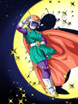 Goddess of Peace Great Saiyaman 2