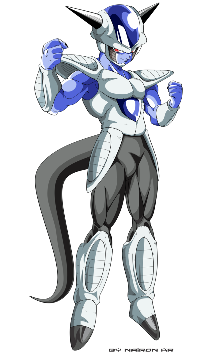 Image Frost Dragon Ball Super By Naironkr D9p92k2 Png