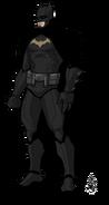 Batman redesign by mase0ne-d46pu4q
