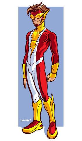 File:Kid Flash (Ultimate DC).jpg
