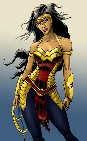 File:Wonder woman redesign 2 color by ginodrone.jpg