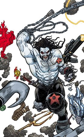 Lobo Kills the DC Universe